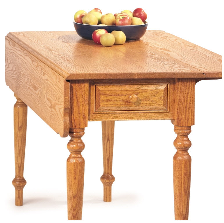 Leaf Table Plan from Teds Woodworking
