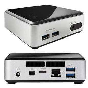 Intel NUC  Next Unit of Computing Kit - D54250WYK