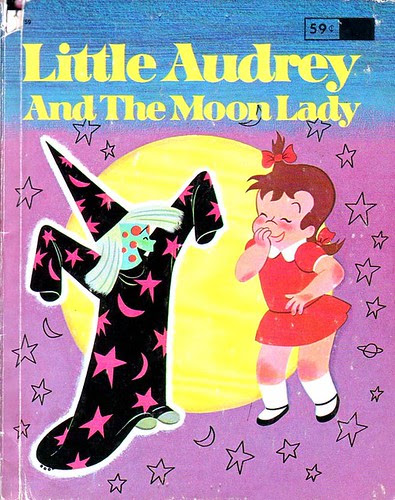 little audrey and the moon lady