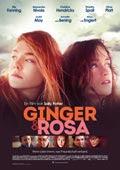Ginger & Rosa Filmplakat