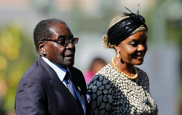 President Mugabe and Wife Grace 'Under House Arrest', Loyal Ministers Detained