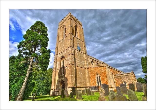 St Peters Church, Church Langton