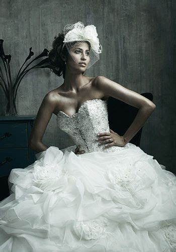 Allure Couture C170 Wedding Dress   The Knot