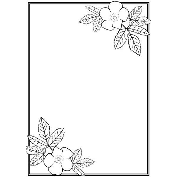 Free Simple Page Border Designs To Draw Download Free Clip Art Free Clip Art On Clipart Library