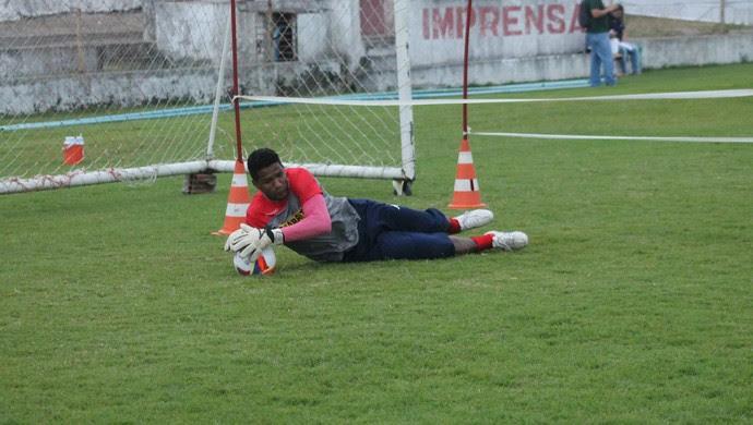 Pantera goleiro do América-RN (Foto: Canindé Pereira/Divulgação)