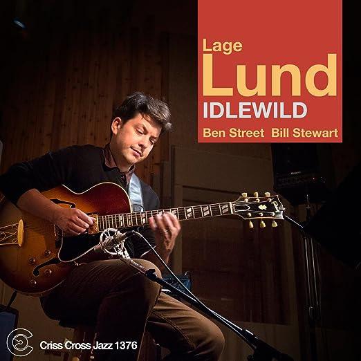 Lage Lund - Idlewild cover
