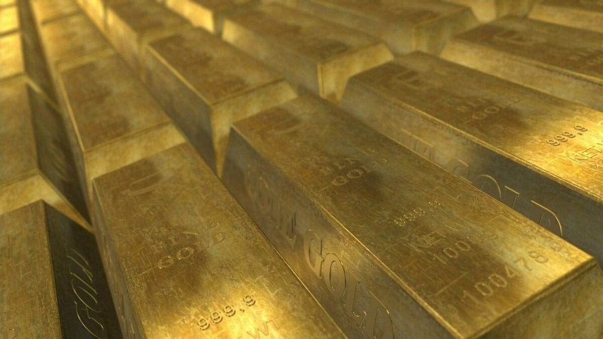 Goldpreis steigt spürbar in Negativkorrelation zu US-Dollar und Renditen