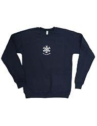 LYF Snowflake Navy Blue Sweatshirt