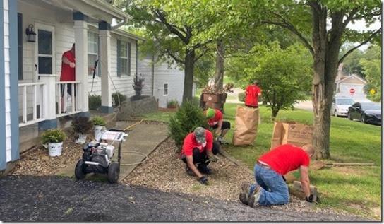 Neighbors Helping Neighbors 1