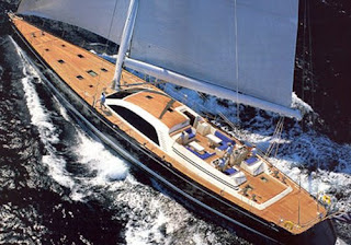 Charter Yacht Highland Breeze 112ft Swan
