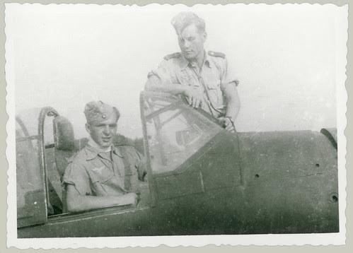 Two German pilots