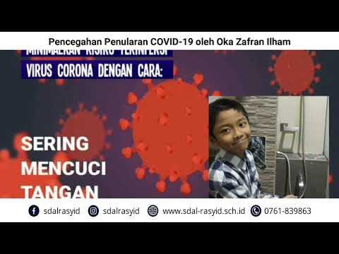 Pencegahan Penularan COVID 19 oleh Oka Zafran Ilham