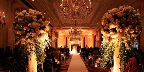 The St. Regis New York Weddings   Get Prices for Wedding