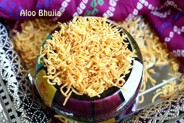 Bhujia-Sev