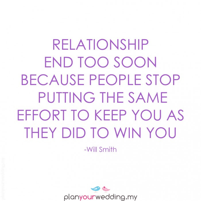 Elegant Making An Effort In A Relationship Quotes - Paulcong