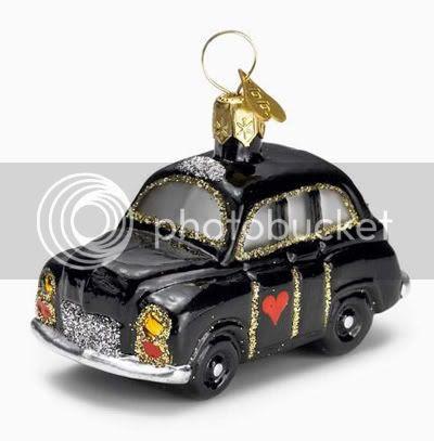 Bombki- Little London Taxi