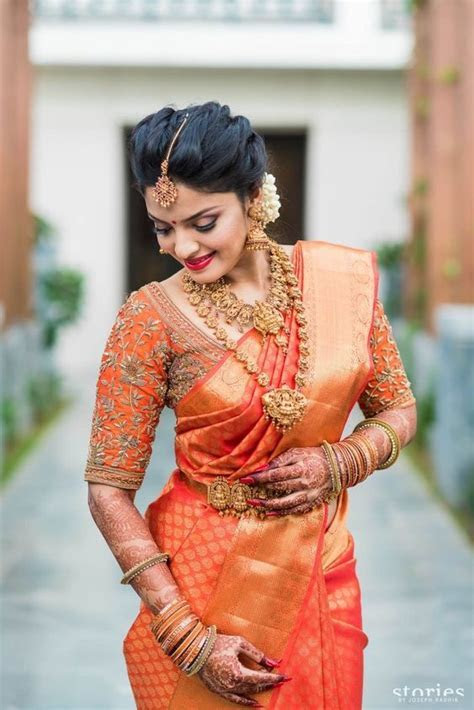 #RealWeddingDiaries: Slaying The South Indian Bridal Look!