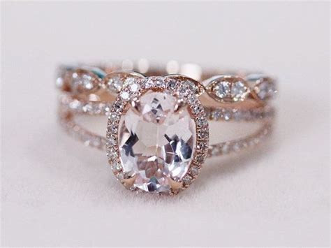 Morganite Ring on Pinterest   Morganite Engagement Rings