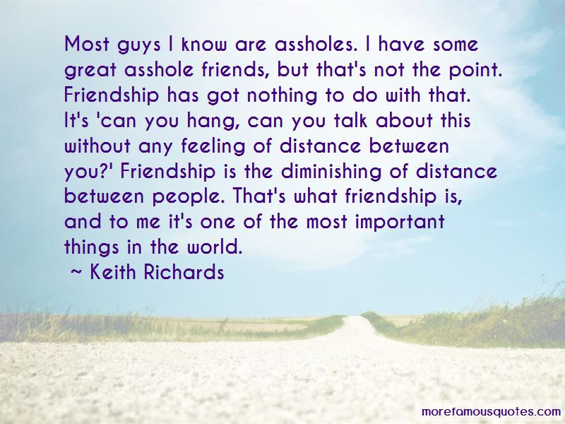 Distance Between Friendship Quotes Top 5 Quotes About Distance