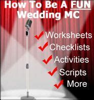 EMCEE SAMPLE SCRIPT ? A Step by Step Wedding Reception