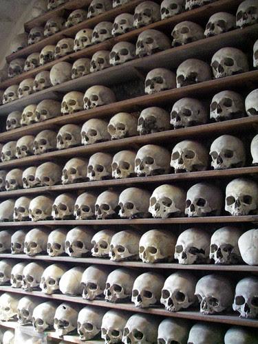 Skulls - Ossuary 1