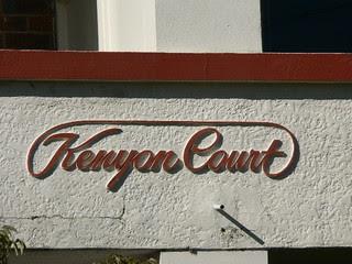 Kenyon Court, Newstead