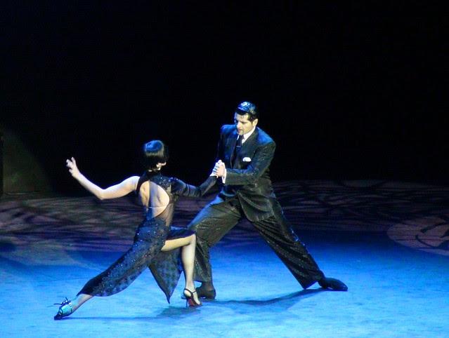 tango, ballo, argentina, musica