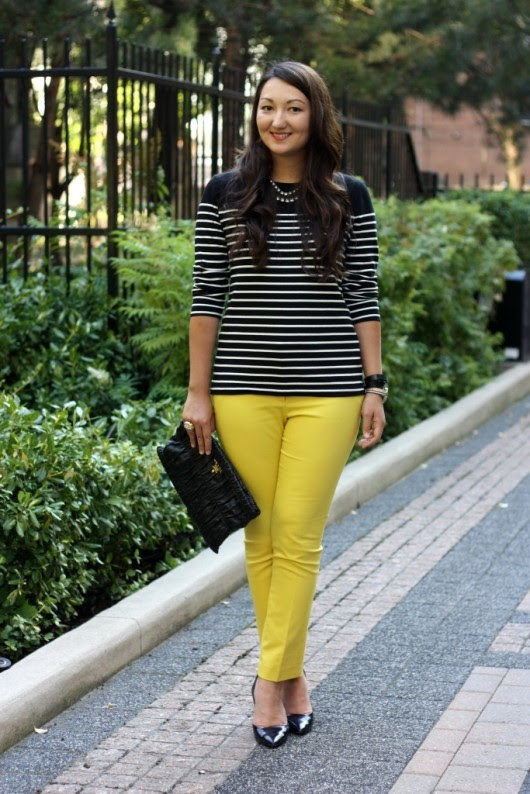 stripes  style blog  canadian fashion and lifestyle news