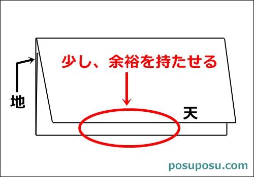 便箋の折り方は三つ折りで和封筒ならコレマナーをチェック