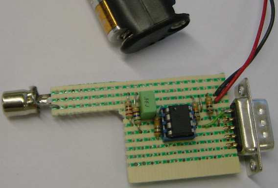 Uitgelezene Circuit Diagrams : diy electronics projects 2010 VM-04