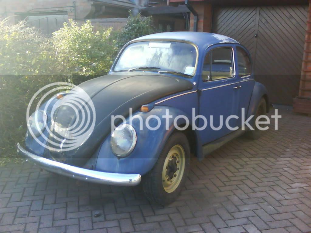 VW Beetle Rat look ?