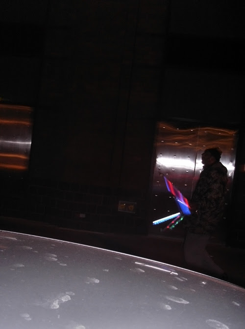 light seller, Manhattan, NYC