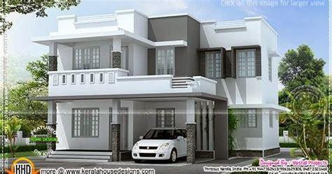 kerala home design  floor plans simple beautiful house