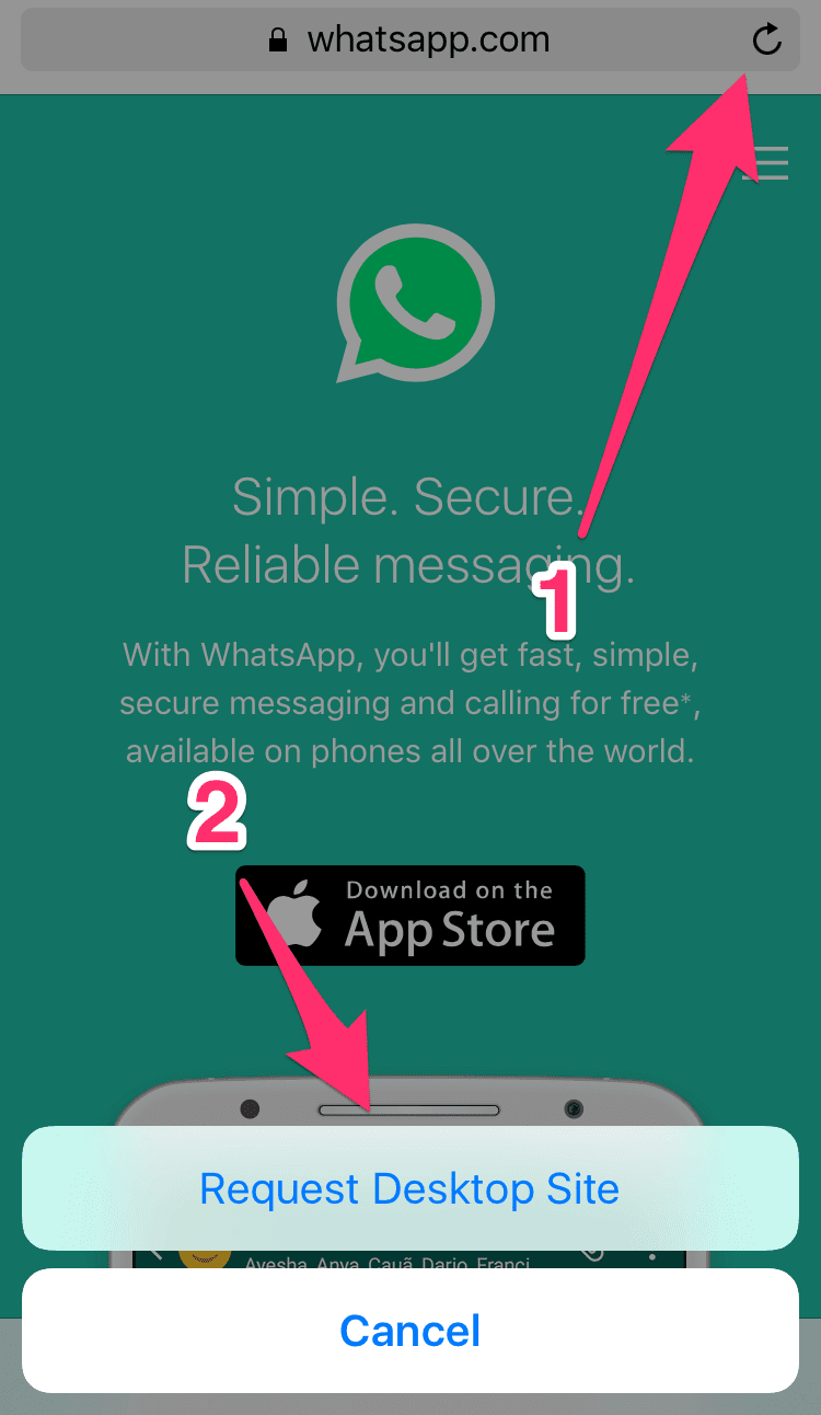 apple store free download whatsapp