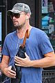 leonardo dicaprio steps out after announcing new movie with martin scorsese 01