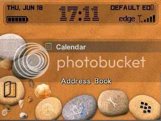 dream Theme đẹp dành cho BlackBerry 83xx và 87xx