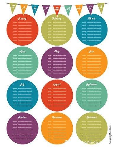 1000+ ideas about Birthday Calendar Classroom on Pinterest ...