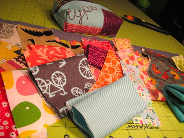 Zippered Pouch - Giveaway
