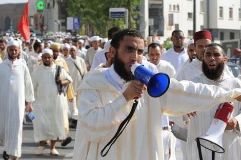 أزيد من نصف مليار درهم لتحسين الوضعية الحالية لأئمة المساجد