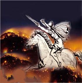 πυρρινος ιππος