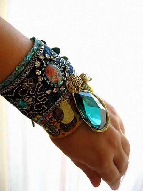 gypsy cuffs