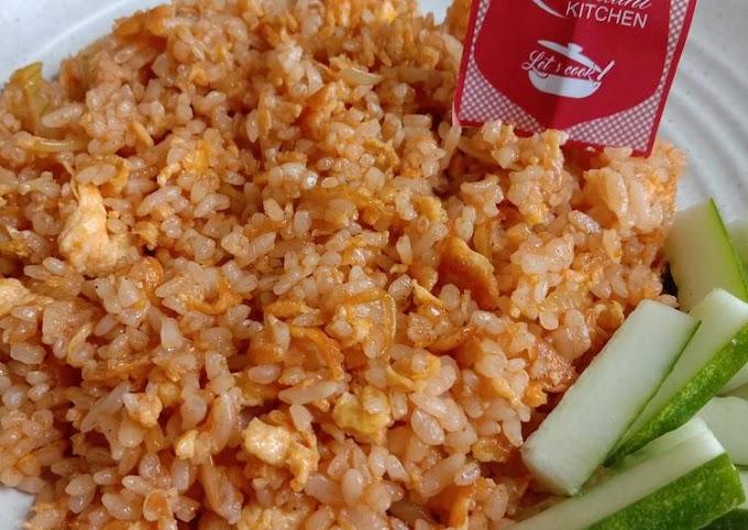 Cara Praktis Memasak 309. Egg Fried Rice ala Uncle Roger Bikin Nagih
