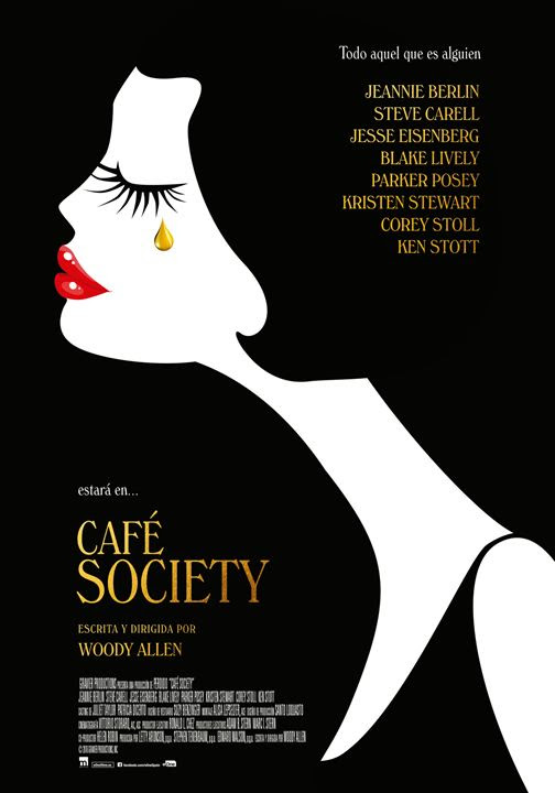 Café Society : Cartel
