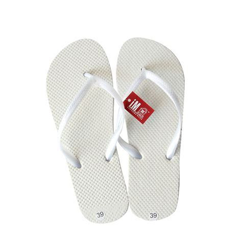 Buy Bulk Lot x 24 Pairs White Wedding Beach Flip Flops