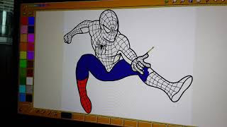 All Clip Of Spiderman Boyama Bhclipcom
