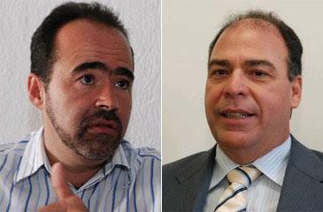 Julio Lóssio e Fernando Bezerra Coelho. Foto: Arquivo/DP/D.A Press