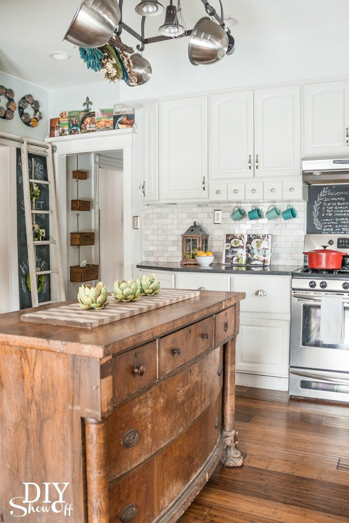 DIYShowOff Kitchen Island
