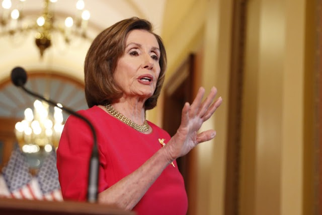 Petition Launched To Remove Nancy Pelosi After She Obstructed COVID-19 Relief Bill