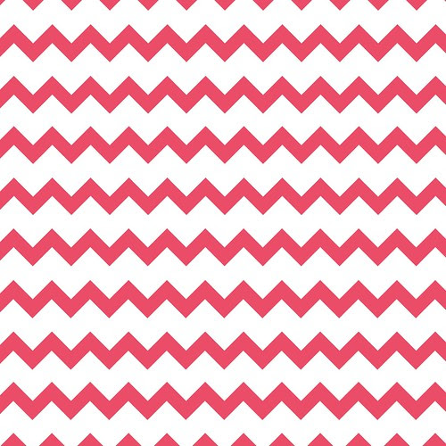 14-cherry_BRIGHT_tight_med_CHEVRON_12_and_a_half_inch_SQ_melstampz_350dpi