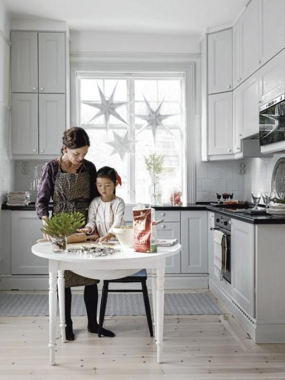 peasants, scandinavian, kitchen, interior, design, idea 20 ...
